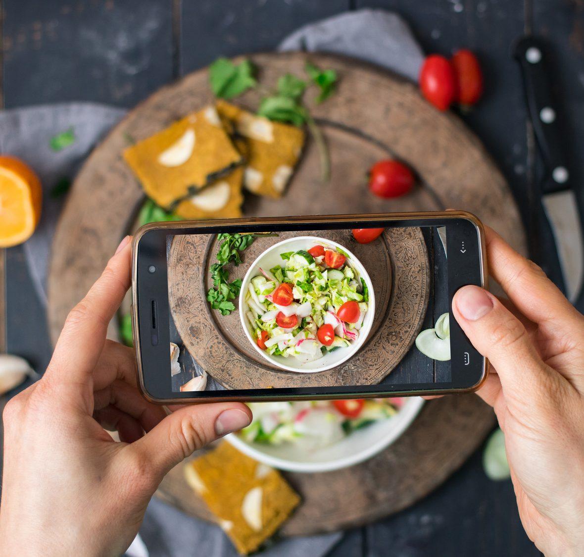 social media para restaurantes