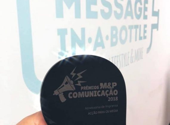 Message in a Bottle receives Best Media Action Award