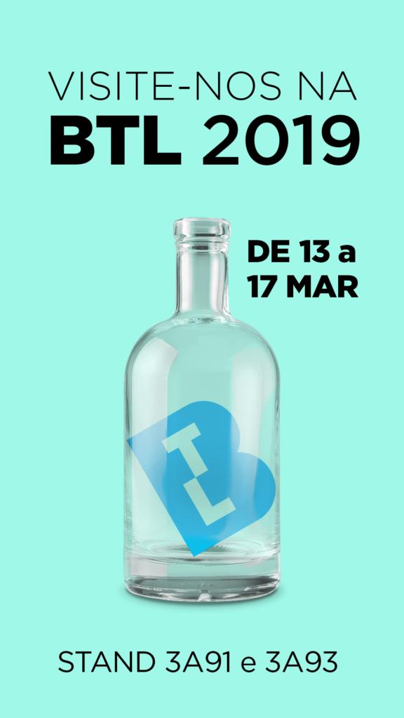 Message in a Bottle na BTL - Bolsa de Turismo de Lisboa